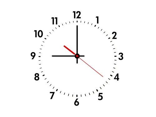 Время утекает...
