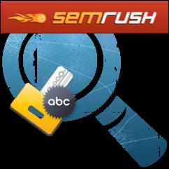 SEMRush–эффективный анализ конкурентов и подбор ключевых слов