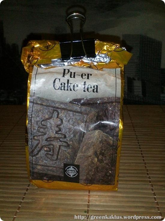 Pu-er Cake tea